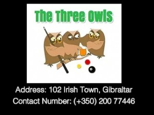 THE THREE OWLS RAINBOW LOUNGE